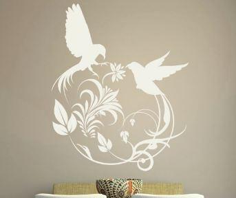 deko f r die w nde mauileins blog. Black Bedroom Furniture Sets. Home Design Ideas