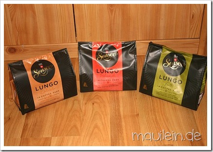 Senseo Kaffee Pads