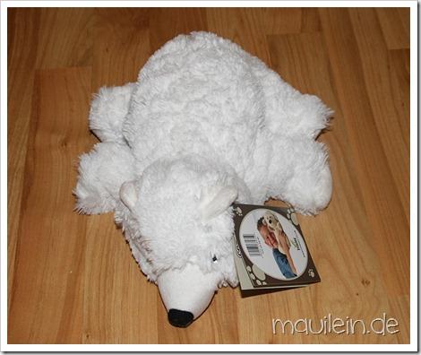 Heisser Eisbär