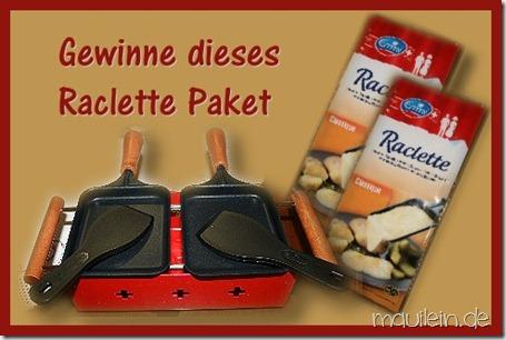 Raclette-Gewinnspiel