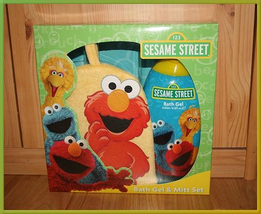 Sesamstraße Bade-Set