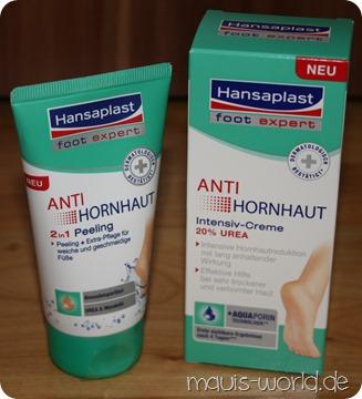 Hansaplast foot expert