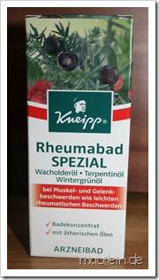 Kneipp-Rheumabad