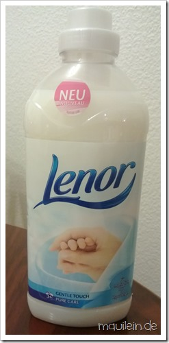 Lenor Gentle Touch