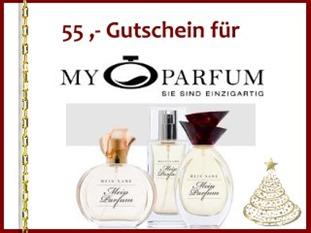 Gutschein MyParfum