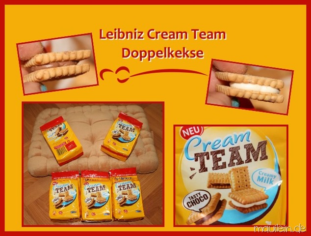 Leibniz Cream Team
