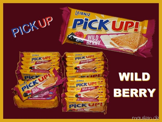 PICK UP Wild Berry