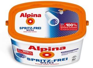 Alpina Spritz-Frei Weiss