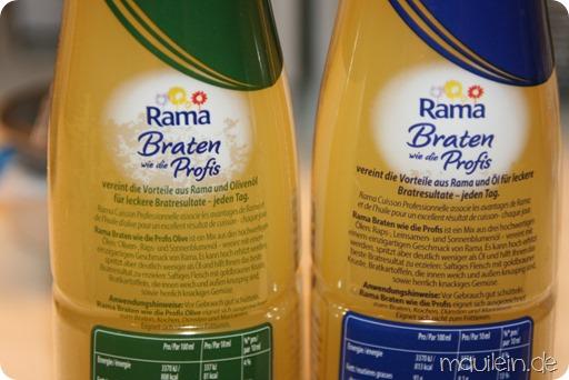 Rama Braten wie die Profis