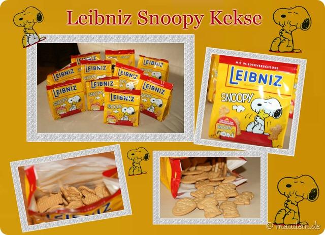 Leibniz Snoopy Kekse
