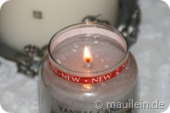 "Yankee Candle ""Crackling Wood Fire"""